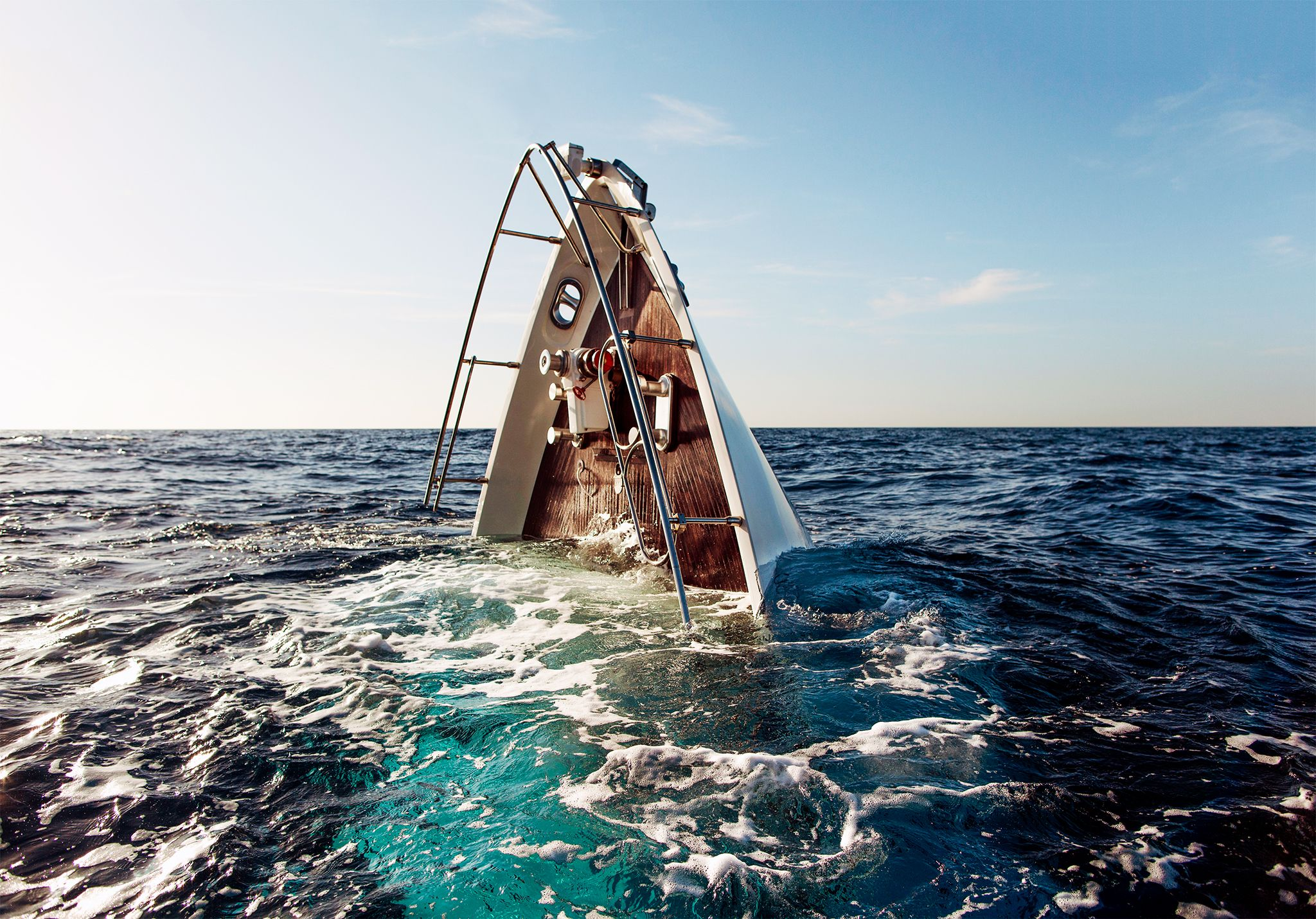 What to Do If Your Ship Sinks