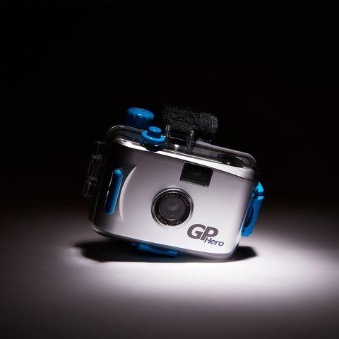 Product, Camera, Blue, Cameras & optics, Digital camera, Electric blue,