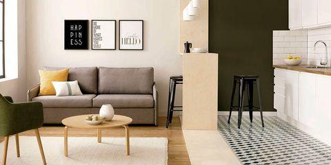 mini apartamento de 23 metros cuadrados