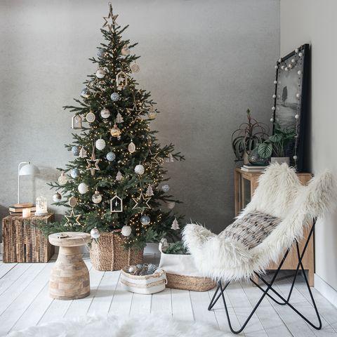 decoracion navidad maisons du monde