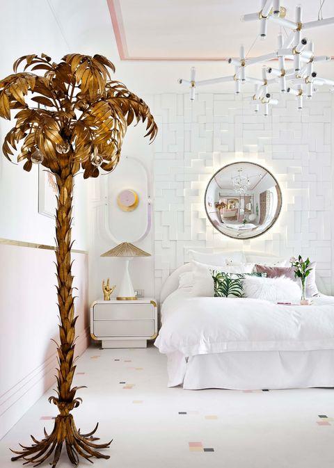 dormitorio de patricia bustos en casa decor