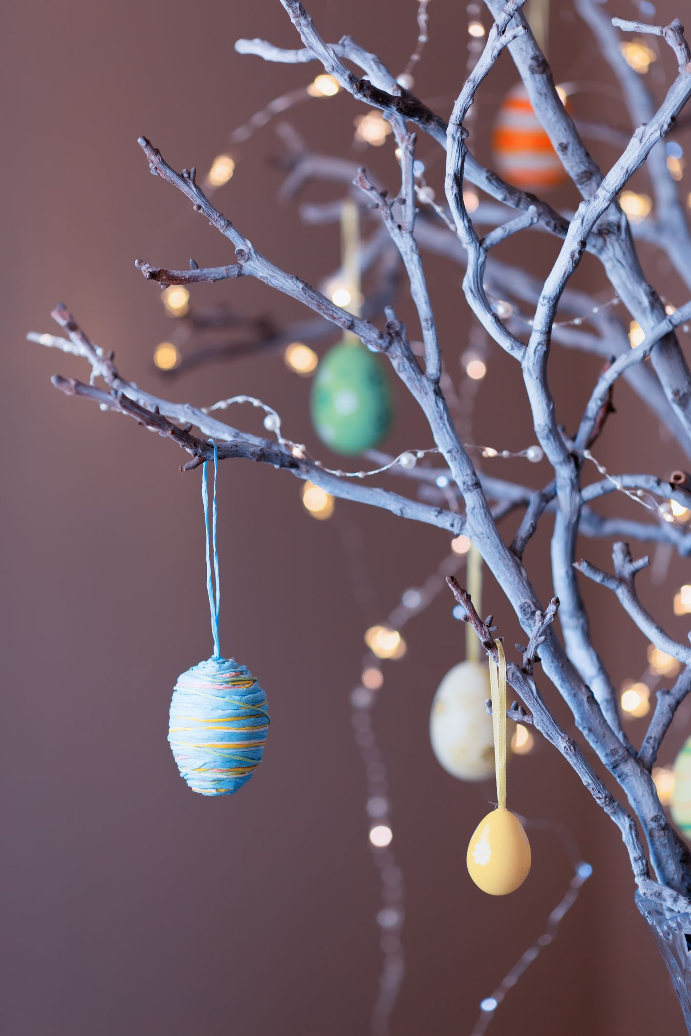 Easter tree ideas: where to buy and how to make an Easter egg tree
