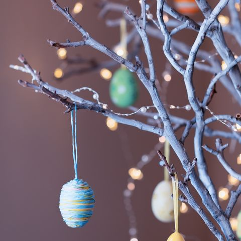 Easter Tree Ideas How To Make And Where To Buy Easter Egg Trees