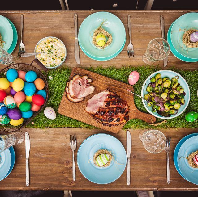 Fantastic 90 Easter Dinner Recipes Food Ideas Easter Menu Interior Design Ideas Lukepblogthenellocom