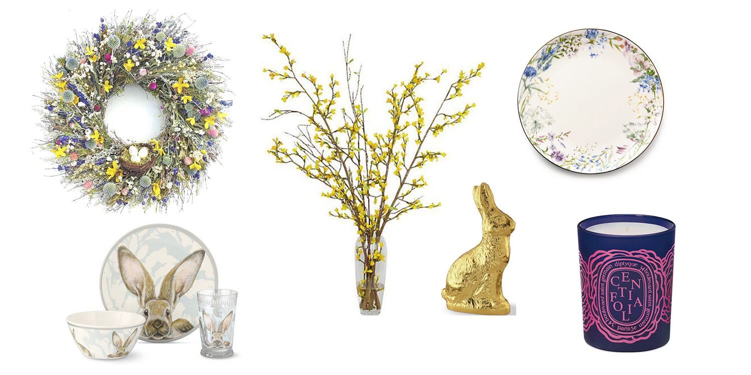 35 Elegant Easter Decorations For 2019 Best Easter Home Decor Ideas