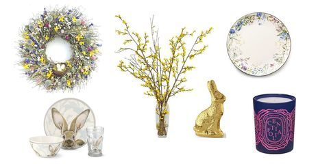 35 Elegant Easter Decorations for 2019 - Best Easter Home ...