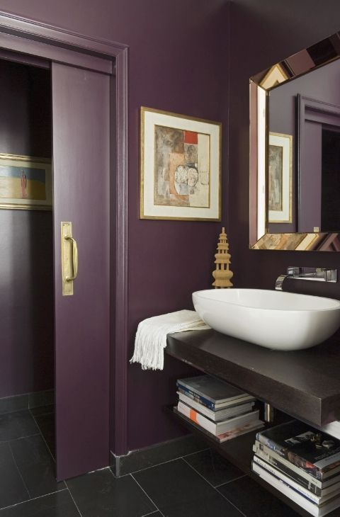 10 best purple paint colors for walls pretty purple paint shades rh elledecor com purple interior paint color schemes purple rooms paint colors