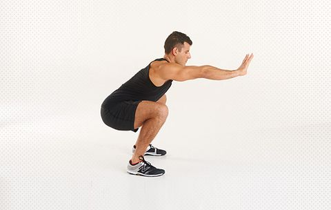 Why All Men Should Deep Squat For 5 Minutes a Day