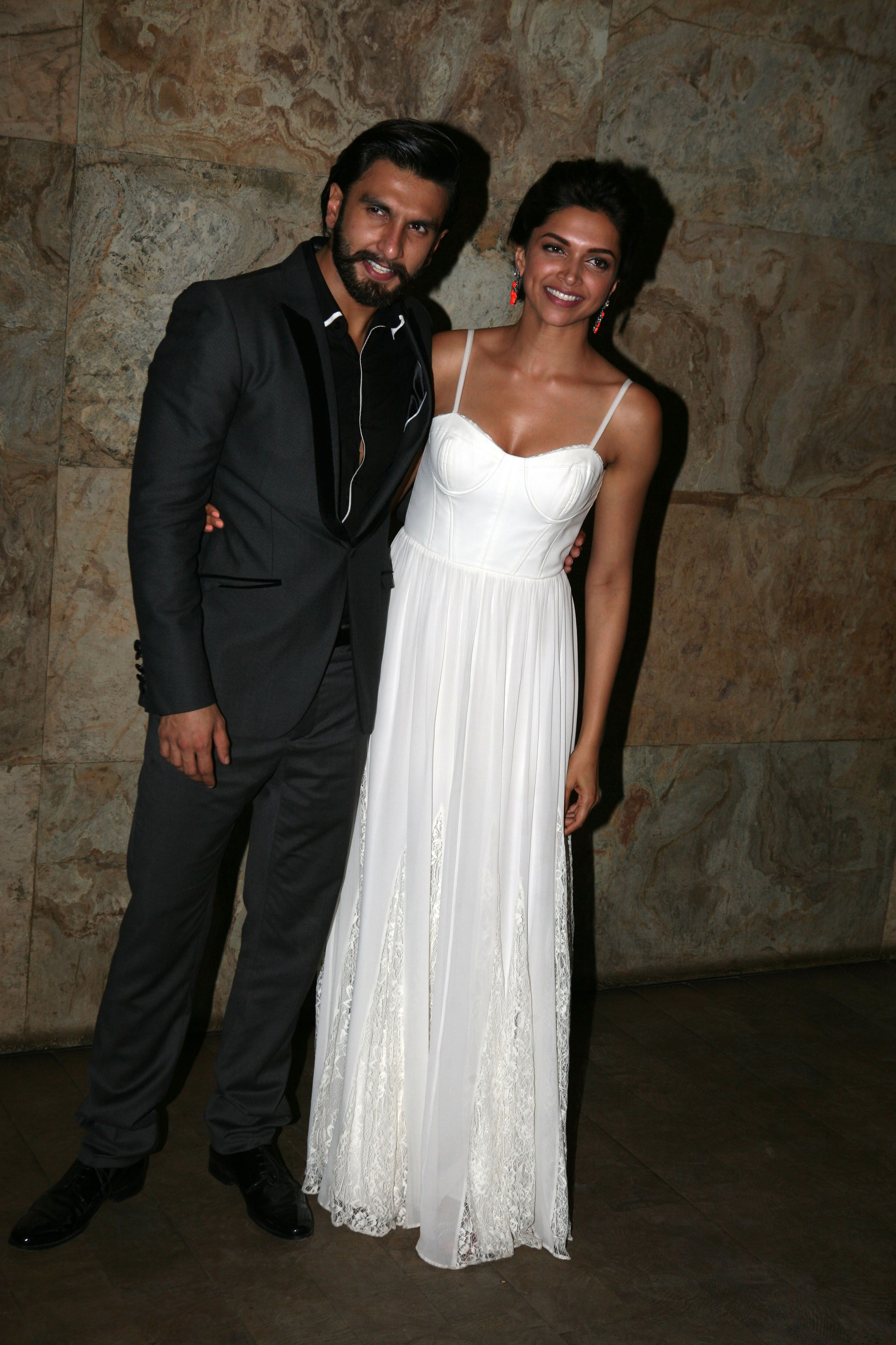 Deepika Padukones Wedding Dresses Are the Stuff of Dreams