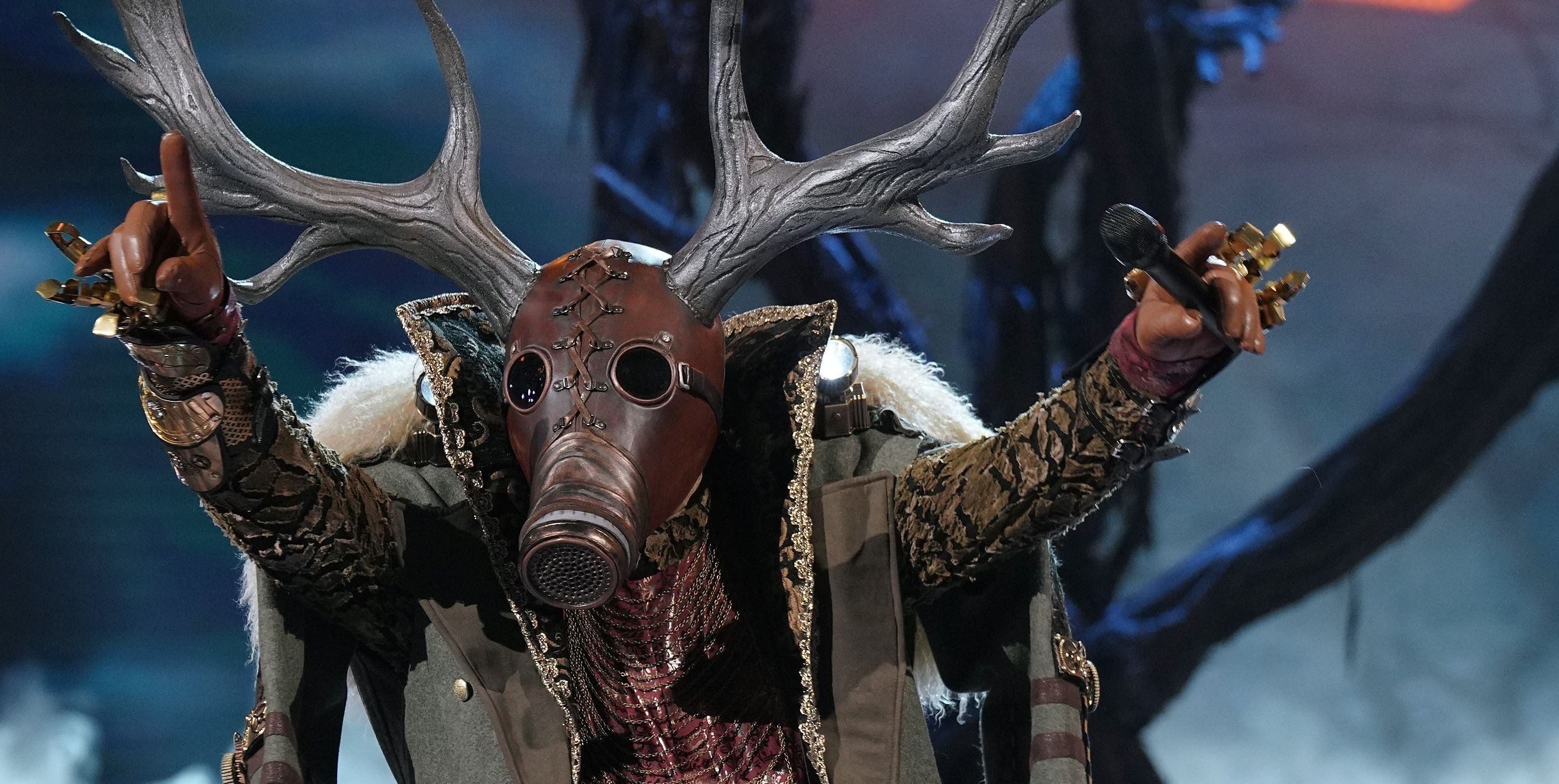 Here's Who the Internet Thinks Everyone Is on 'The Masked Singer'