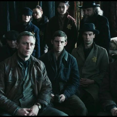 Movie, Social group, Action film, Jacket, Fictional character, Darkness, Team, Screenshot,