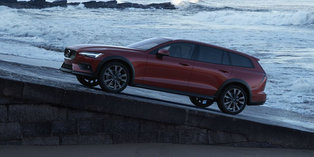 2020 Volvo V60 Cross Country Price Options Details