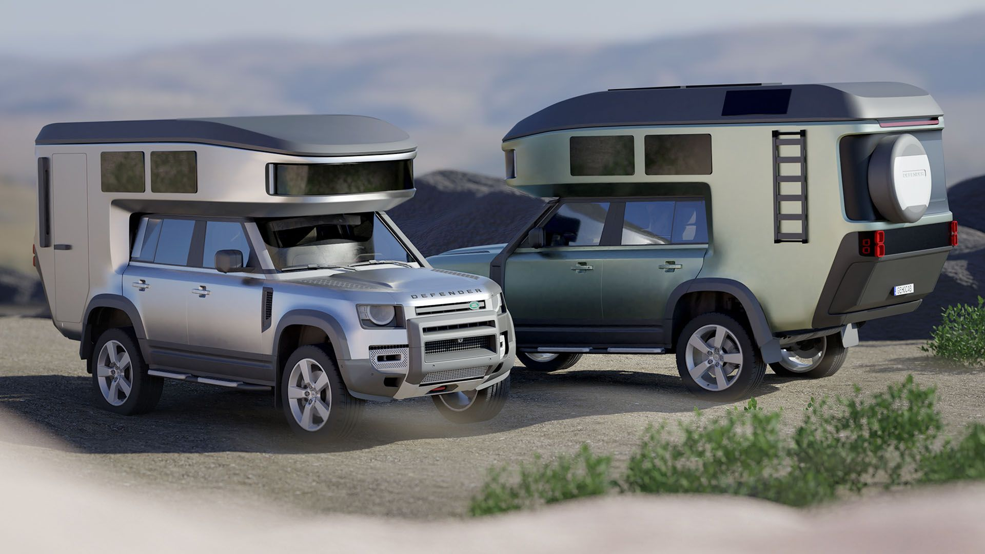 Gehocab Will Turn Your Bronco Or Wrangler Into An Overlanding Rv