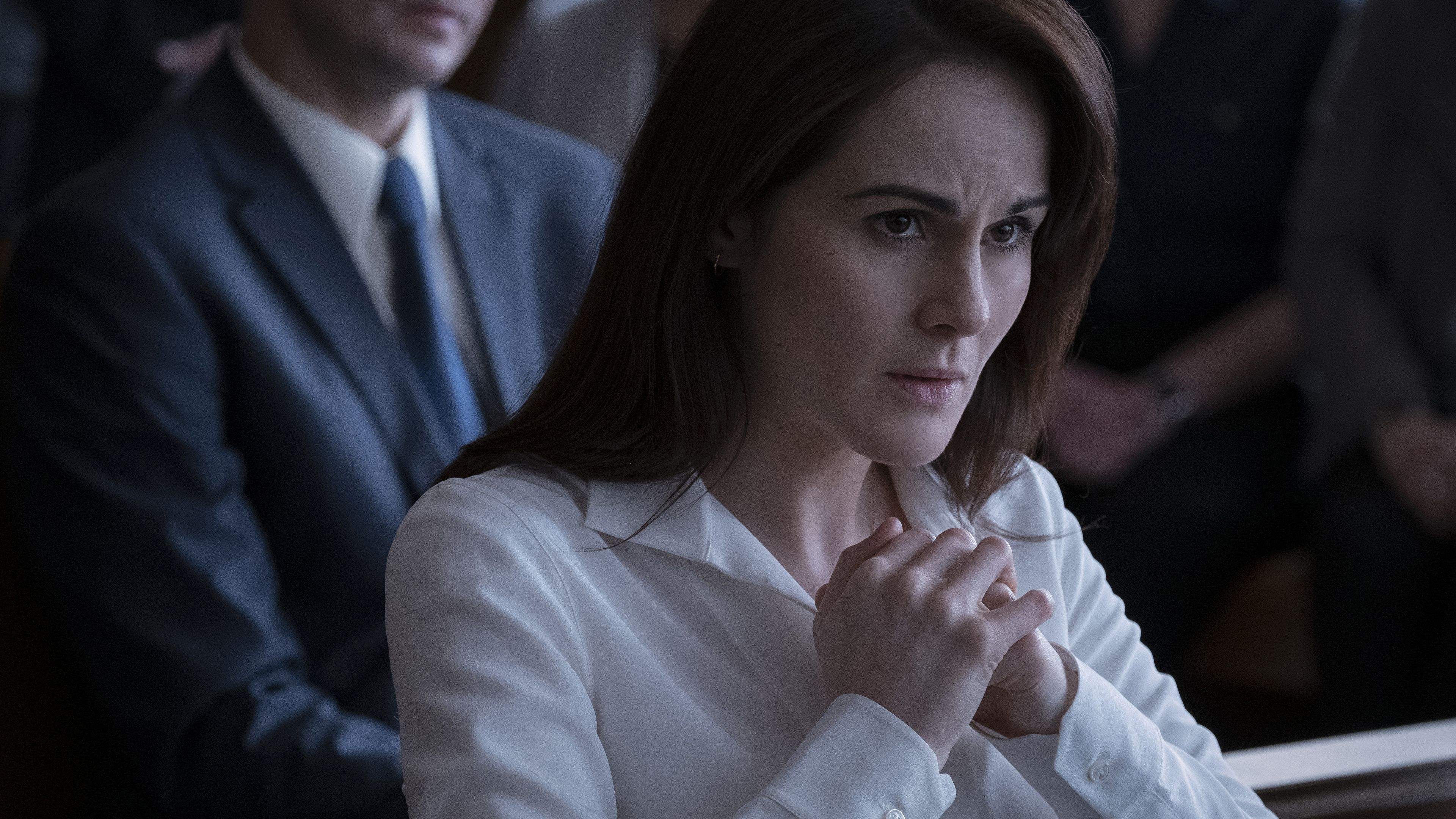 Michelle Dockery on That <i>Defending Jacob</i> Finale: 'It's in the Audience's Hands'