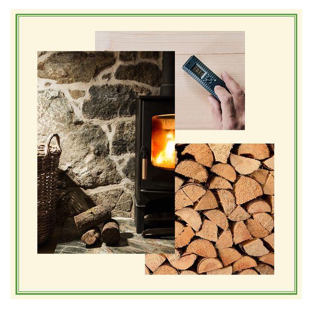 fire stove  fire logs