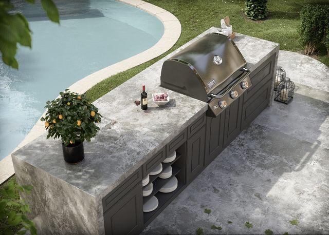 cosentino dekton orix outdoor kitchen