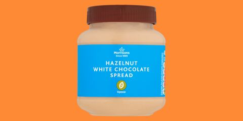 Morrisons White Chocolate Hazelnut Spread Is A Thing