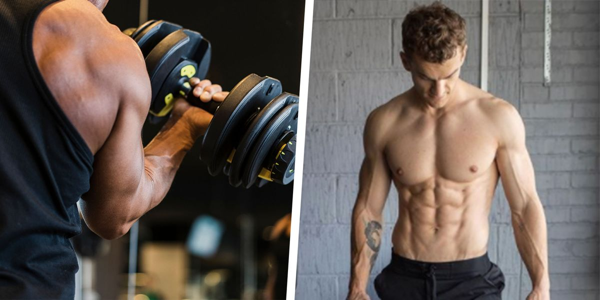 A Bodybuilder Shared His 5 'Golden Rules' for Building Muscle