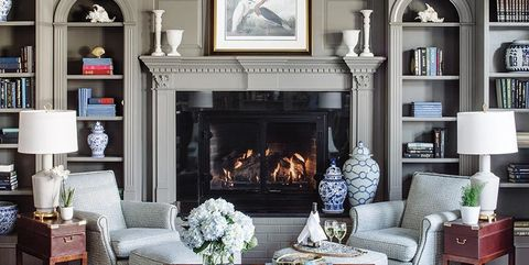 Living room, Room, Furniture, Interior design, Fireplace, Property, Home, Building, Couch, Hearth,