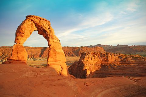 where to go in october moab utah arches national park 2020