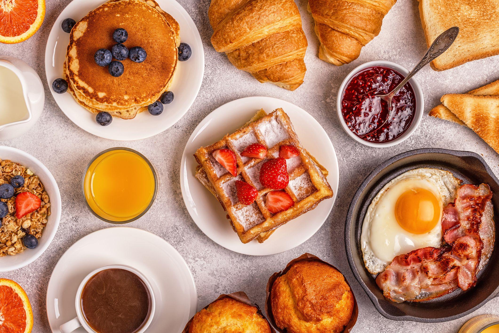 Πρωινό Γεύμα - 5 Λάθη προς Αποφυγή για να Διατηρήστε τη Σιλουέτα σας.