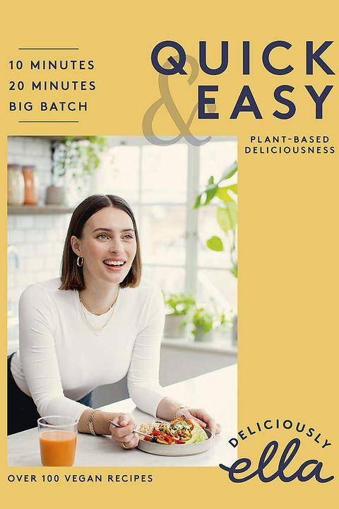 Deliciously Ella vegan cookbook