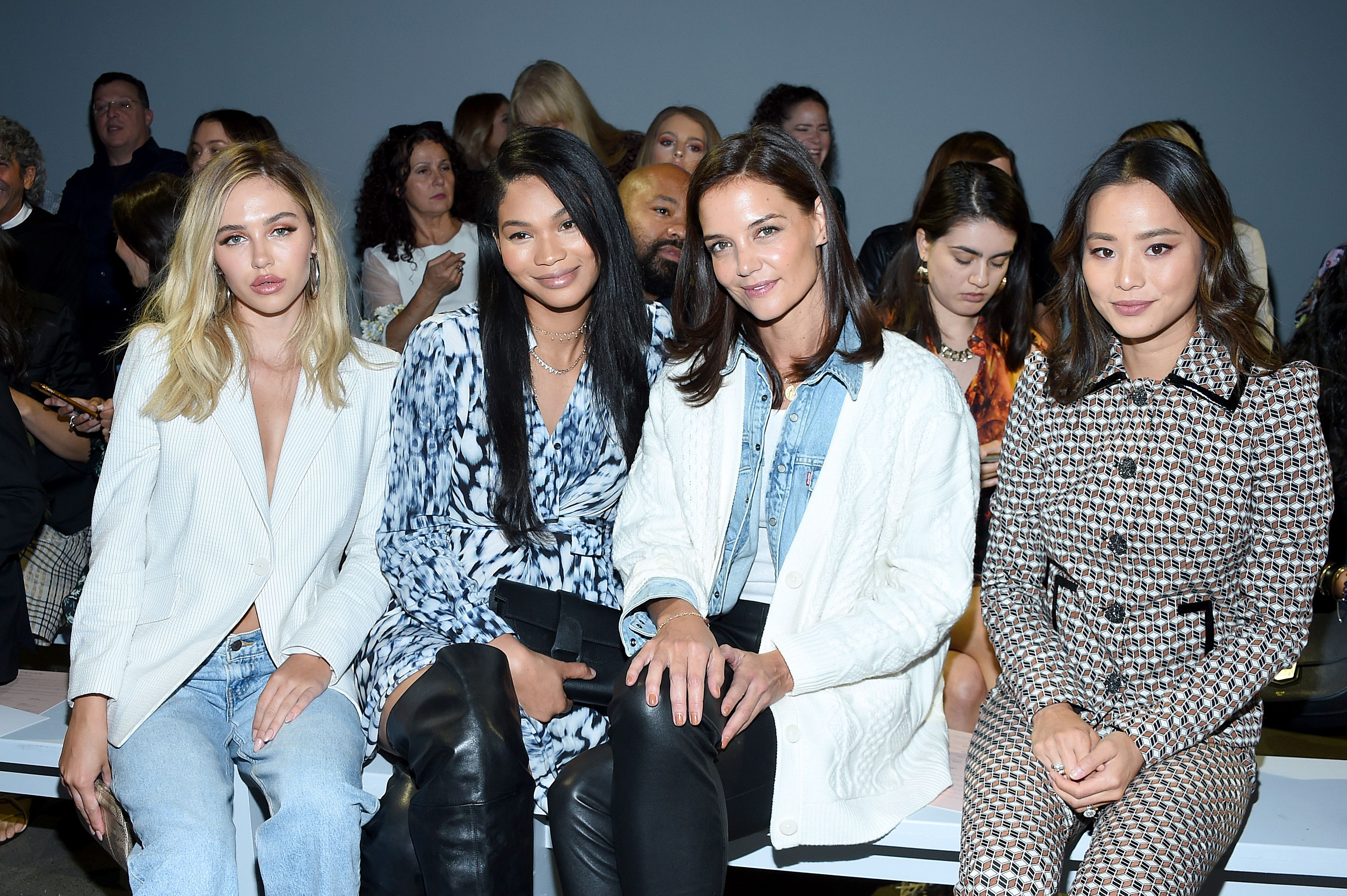 All of the Celebs Sitting Front Row at New York Fashion Week Spring 2020