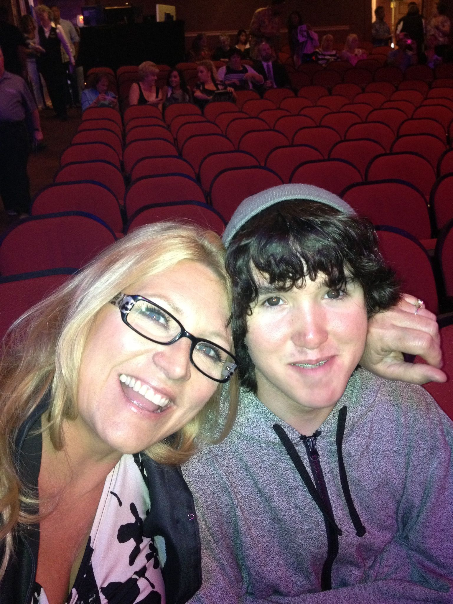 Radio Host Delilah on the Death of Her Son - One Heart at a
