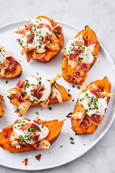 Instant Pot Sweet Potatoes - Delish.com