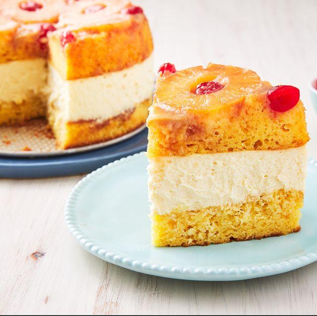 Pineapple Upside-Down Cheesecake - Delish.com