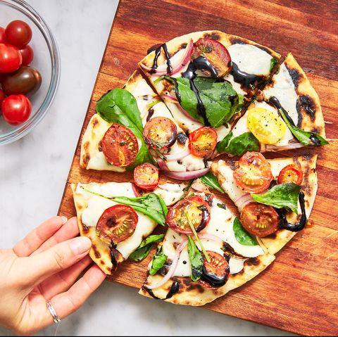 Flatbread Pizza - Delish.com