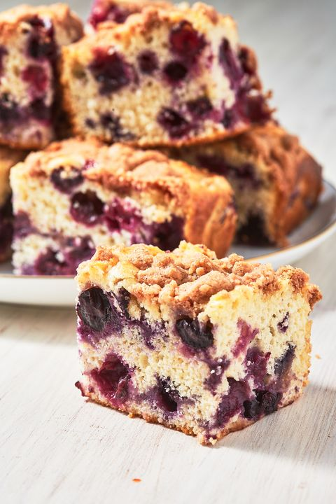 Blueberry Buckle - Delish.com