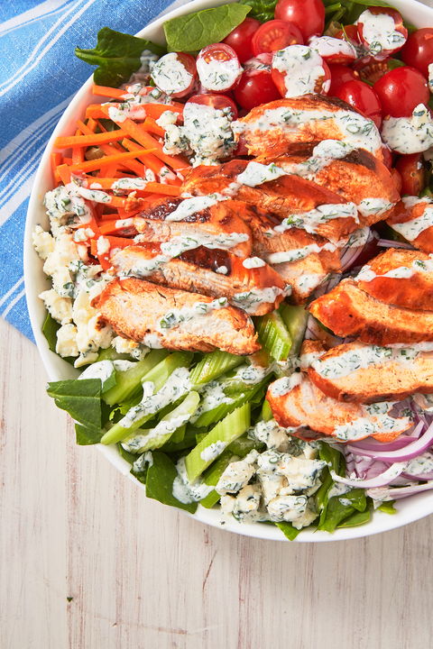 Buffalo Chicken Salad - Delish.com