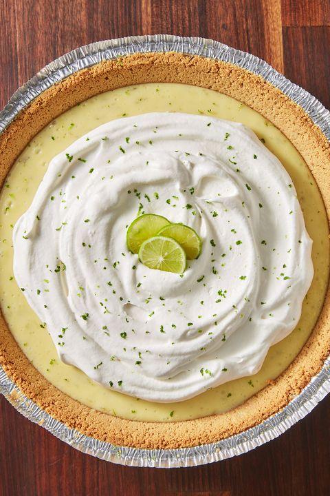 Key Lime Pie - Delish.com