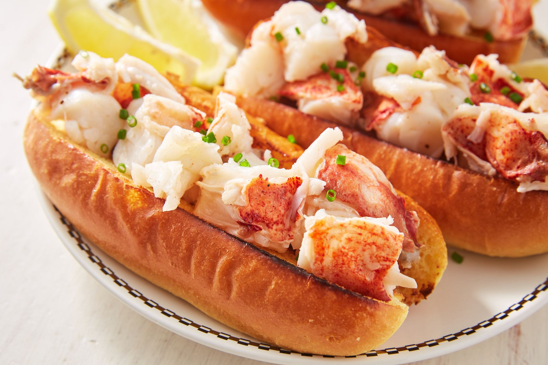 Lobster Roll Recipe How To Make A Lobster Roll