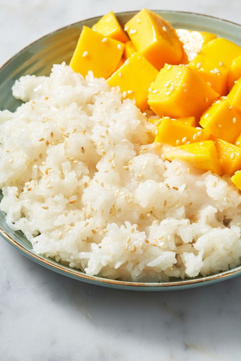 Mango Sticky Rice - Delish.com