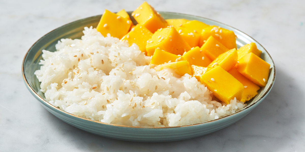 Best Mango Sticky Rice Recipe How To Make Mango Sticky Rice