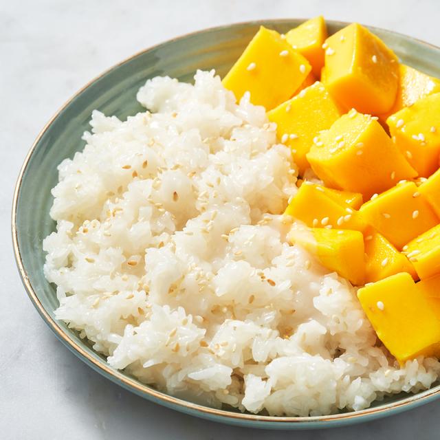 Mango Sticky Rice - Delish.com