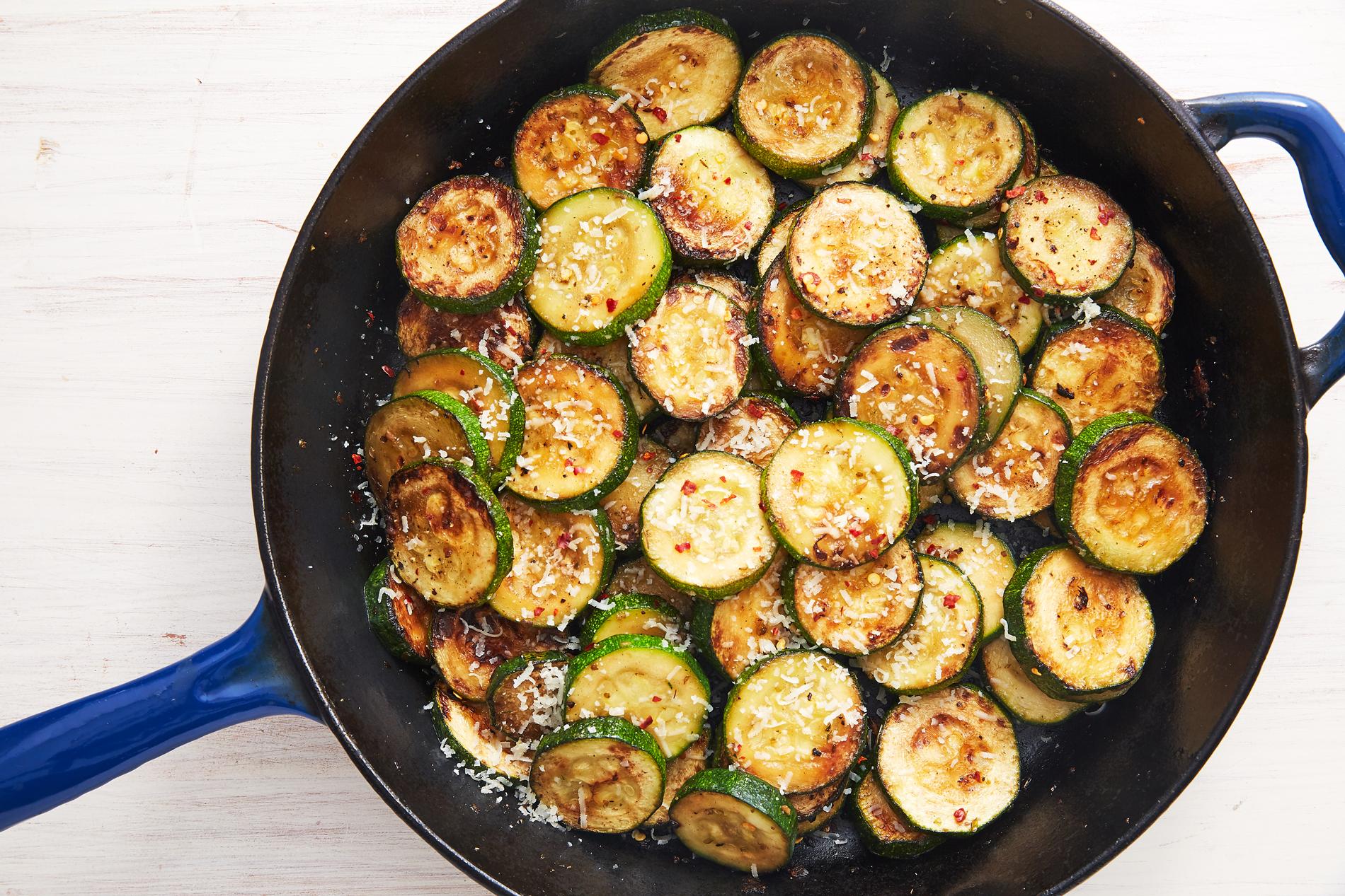 Best Sauteed Zucchini Recipe How To Make Sauteed Zucchini