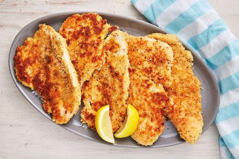 Parmesan Chicken Cutlets - Delish.com