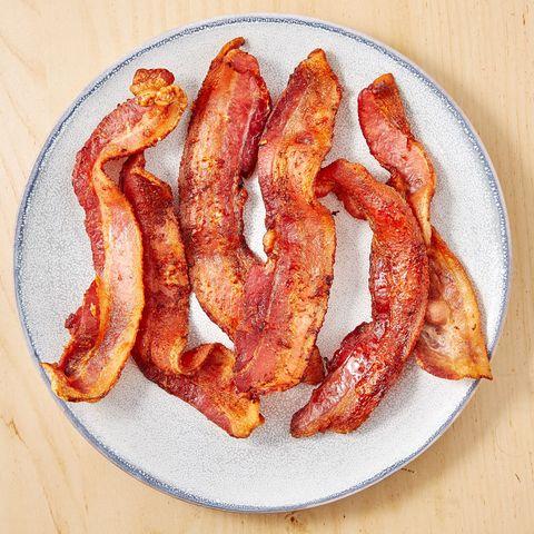 Air Fryer Bacon - Delish.com