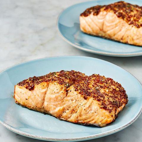 Air Fryer Salmon - Delish.com