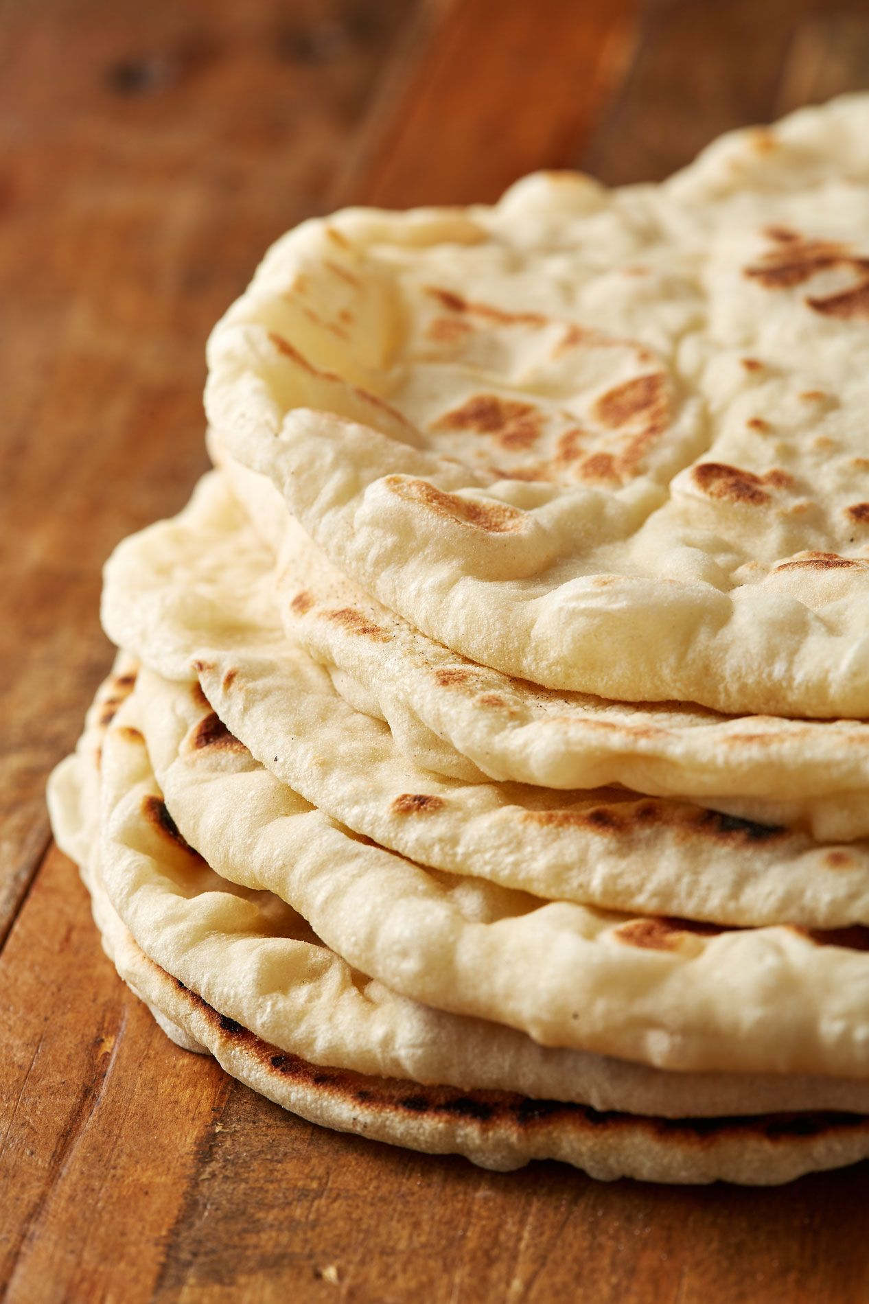 Best Pita Bread Recipe How To Make Easy Homemade Pita Bread