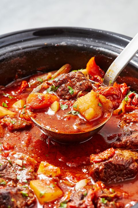 Slow-Cooker Beef Stew - Delish.com