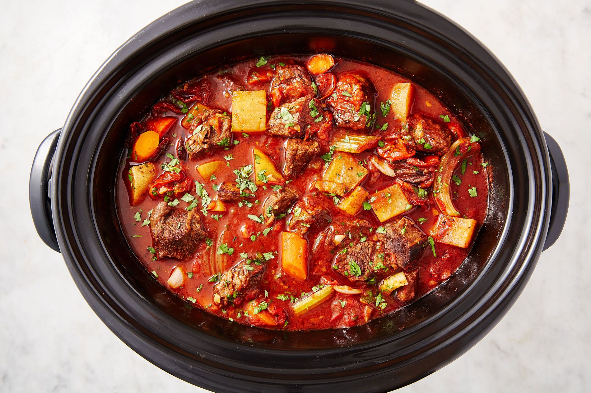 15 Best Slow Cooker Beef Recipes Easy Ways To Cook Beef In A Crock Pot