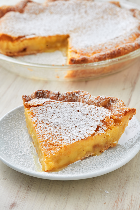 Chess Pie - Delish.com