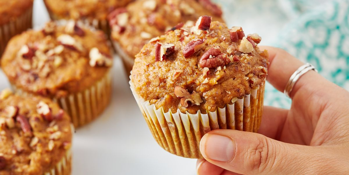Healthy Pumpkin Muffins Recipe How To Make Healthy Pumpkin Muffins