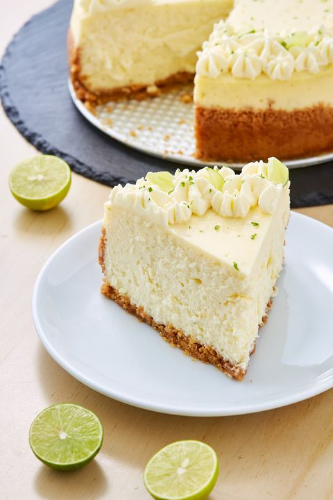 Key Lime Pie Cheesecake - Delish.com