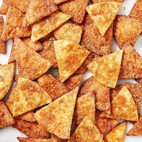 Churro Chips - Delish.com