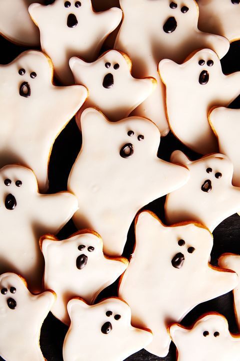 Ghost Cookies - Delish.com